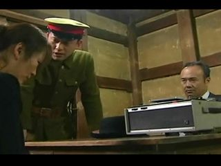 Horrible Military Officer Disgraced Poor Chinese Village Wife