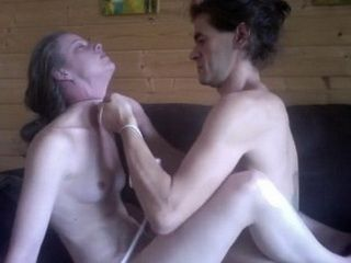 Sick Disturbing Boyfriend Making Amateur Video Of Rough And Bondage Sex With His Girfriend