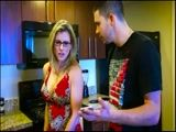 Big Boobs Stepmom Let's Her Stepson