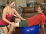 Lewd Pilates Instructor Has Some Dirty Little Tricks To Make Exercising More Interesting