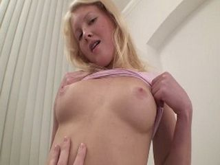 Blonde Tiny Slut Love Anal Sex More Than Anything In The World