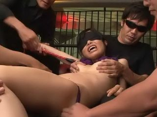 Miserable Asian Girl Suffered Rough Torture Uncensored - Mika Shindo