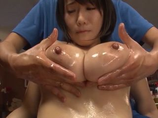 Young MILF Wife With Giant Natural Tits Gets Fucked By Deviant Masseur