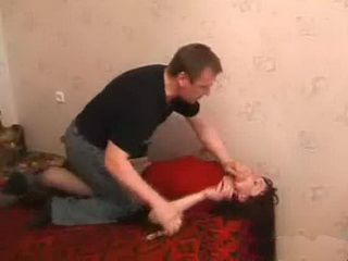 Kinky Woman Begs Her Man To Fuck Her Brutally