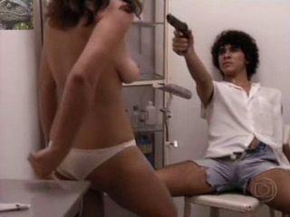 Maria Zilda Fuck Scene from Eu Matei Lucio Flavio Mainstream Movie