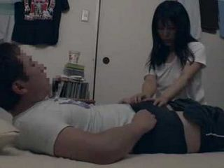 After Having A Fight With Her Hubby Busty Japanese Seduces His Brother For A Revenge