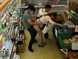 Lady Gets Suddenly Attacked and Raped In the Store By Stranger and His Friend Salesman