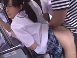 Molester Enters Japanese School Bus And Fuck One Of Them - part 2