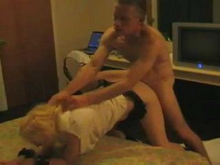 Amateur Girl Skye Tied And Submited By Her Older friend - part 2
