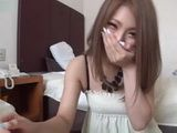 Japanese Girl Having A Second Thought About Recording A Sextape
