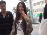 Teen Japanese Girl On The Street Gets Offered Money To Go To a Hotel Room With Two Guys - part 2