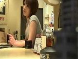 Japanese Barmaid Was Asked By Her Boss To Stay After Closing Time