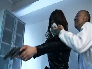 Japanese Female Cop Gets Attacked And Brutaly Fucked By Two Dirty Docs