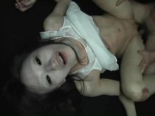 Japanese Ghost Girl Turned Up In The Middle Of The Night And Fucked Everybody In The Room