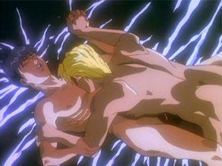 Cute Hentai Gay Pumping And Cumming