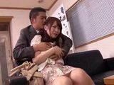 Boss Was Not Happy With His Secretary Performance So He Decided To Punish Her In His Office