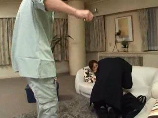 Guy Walked Into The Trap Trying To Release His Wife And Was Forced To Watch While She Is Fucked By Another