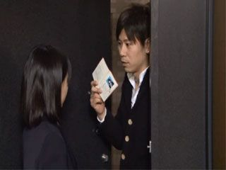 Japanese Girl Made A Mistake By Letting Boy Who Found Her Documents In Her House