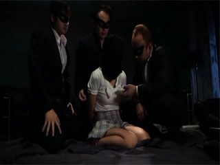 Poor Japanese Girl Gets Kidnapped And Forcefully Fucked By A Group Of Guys