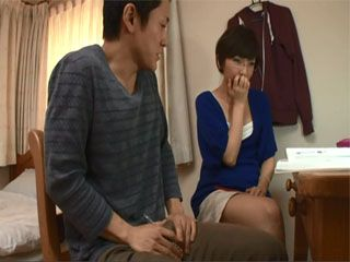 Private Teacher Ayumi Takanashi Noticed That Boy Is Having A Boner In His Pants