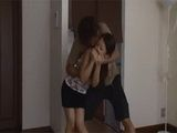 Horny Young Man Made Sure That Japanese Wife Is Home Alone Then Broke Into Her Apartment And  Fucked Her