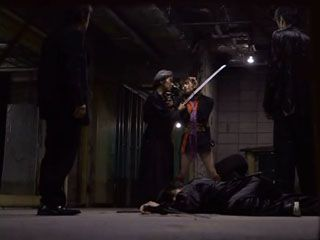 Samurai Girl Ohashi Mihisa Escapes The Prison And Decides To Get Revenge