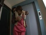 Japanese Girl gets Attacked In Front Of Her Apartment Dragged In And Forced To Swallow All Of Attacker Sperm