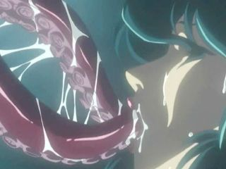 Hentai Girl Hard Monster Tentacles Poking