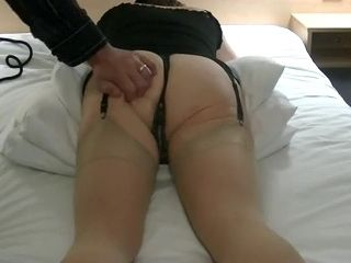 Mature Spanked and Fingered xLx