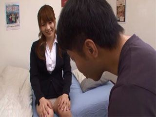 Guy Simply Couldnt Resist His Busty Friend Yui Nishikawa Who Came To Visit Him