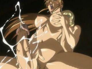 Hottie Hentai Babe Gets Banged Hard By Futababe