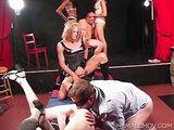 Amateur Shemale Sex Party