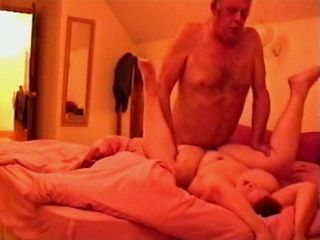 Chubby Amateur Wife Moans Loud While Being Hard Fucked By Her Hubby In Bedroom