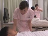 Japanese Lactating Nurses Gives A Special Treatment To Their Patients - Part 1