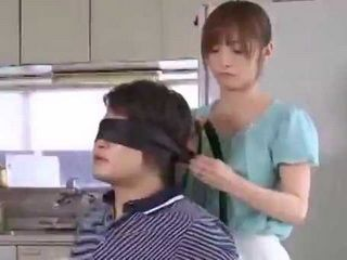 Cock Hungry Milf Stepmother NanaSaki Kaedehana Treated Stepson The Way She Shouldnt