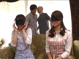 Mother and Daughter Didnt Expect Kind Of Surprise They Got - Kato Tsubaki and Maki Hojo