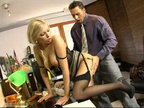 Lustful Secretary Taking Care Of Her Bosses Needs