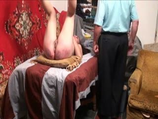 Spanking And Dildo Punishment xLx