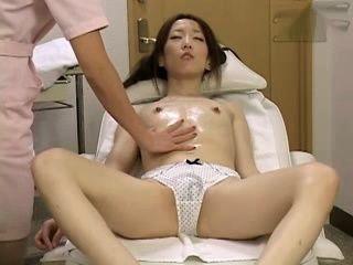 Lesbian Massage Beauty Parlor IV xLx