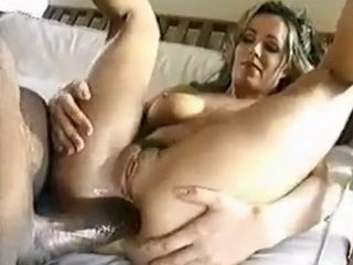 Horny Girl Receives a Big Black Dick Deep In Ass