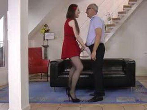 Slutty Stepdaughter Get Fuck By Her Daddy