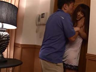 Celebrating Job Promotion With Alcoholic Friends Will Costs Poor Husband More Than He Can Even Assume - Yui Hatano
