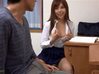 Shameless Teen Pushed Her Private Tutor To His Limits