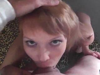 Czech Petite Sabrina Sucking