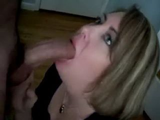 Sexy Wife Sucking Big Dick And Swallow