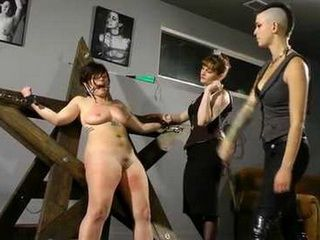 Tortured By Two Of Her Friends