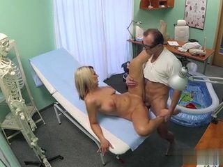 Doc Will Do Anything To Help His Patient Getting Pregnant