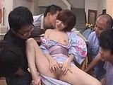 Asian Girl Fucking Many Dudes