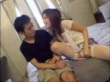 Sexy Asian Dominating Her Man
