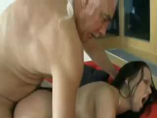 Old Grandpa Fucks Again Grandsons Pregnant Girlfriend
